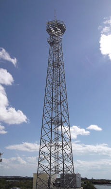 Lattice Tower